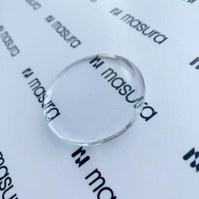 Хрустальный камень для клея, прозрачный, 05W