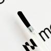 Кисть MASURA плоская закругленная для лака, 1 шт - превью