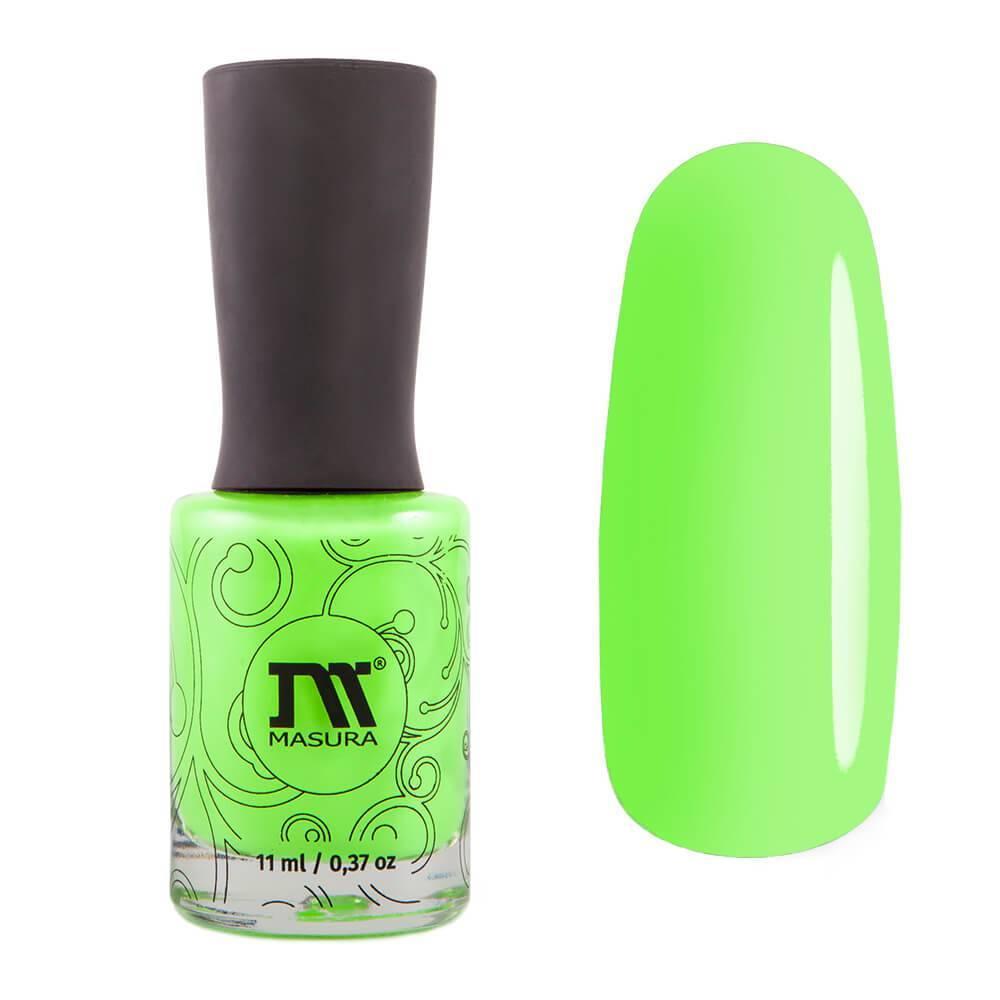 Лак для ногтей Зеленая Мамба, 11 мл
