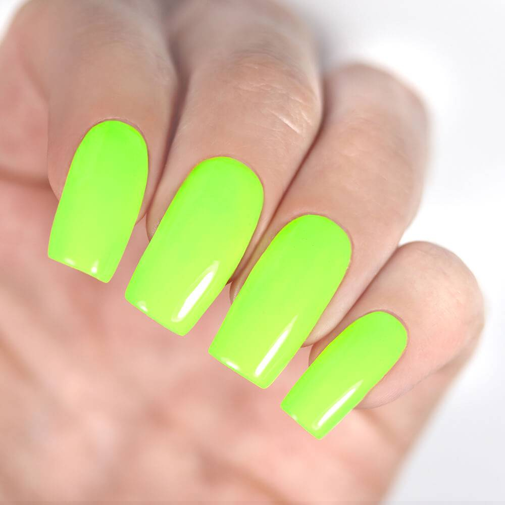 Лак для ногтей Зеленая Мамба, 11 мл - превью