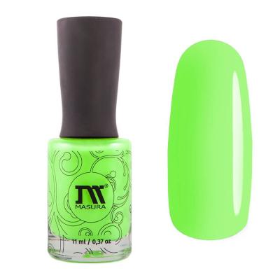Лак для ногтей Зеленая Мамба, 11 мл, 1263