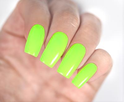 Лак для ногтей Зеленая Мамба, 3,5 мл, 1263M