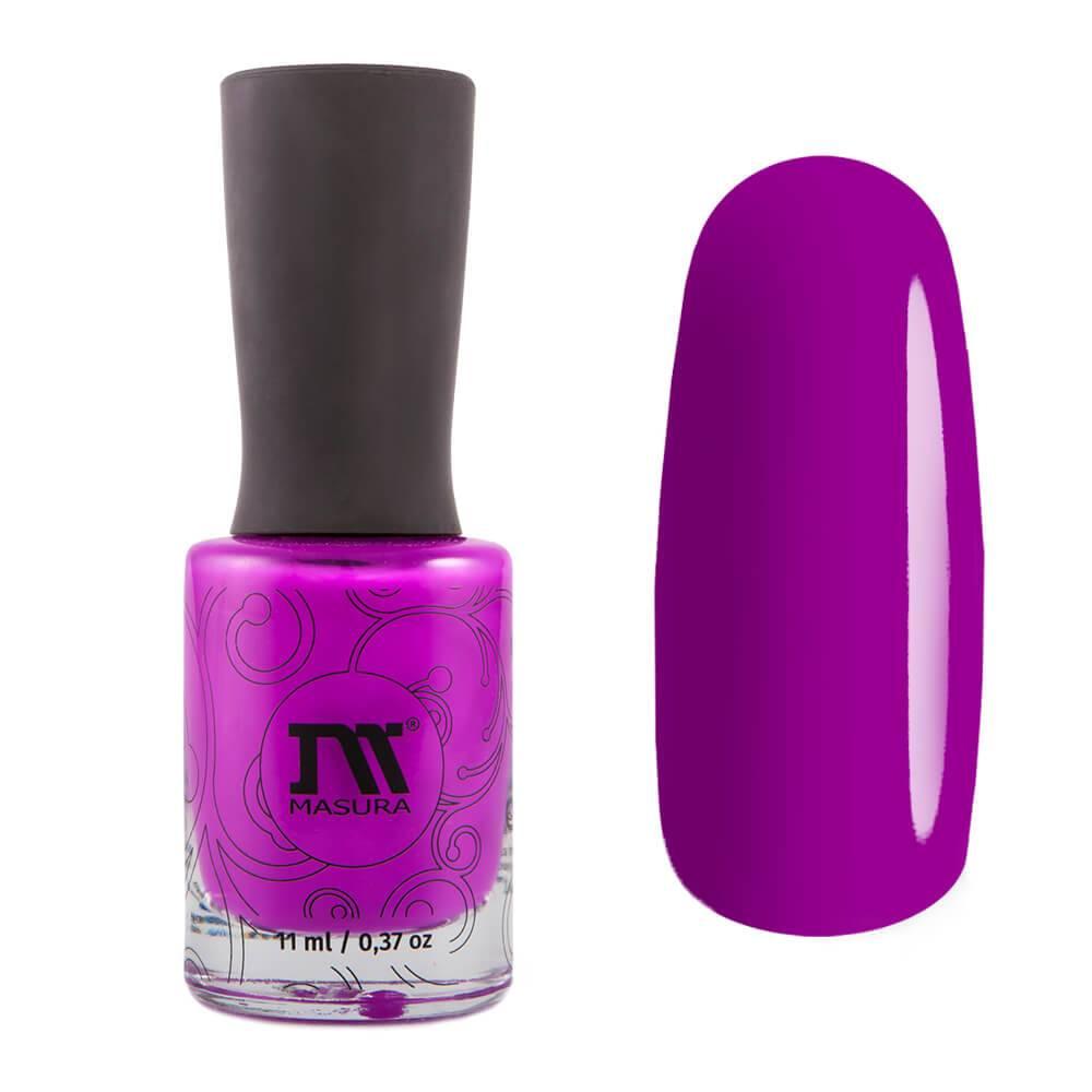 Лак для ногтей Фиолетовая Волна, 11 мл
