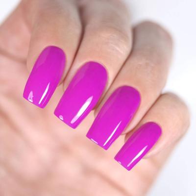 Лак для ногтей Фиолетовая Волна, 11 мл, 1267