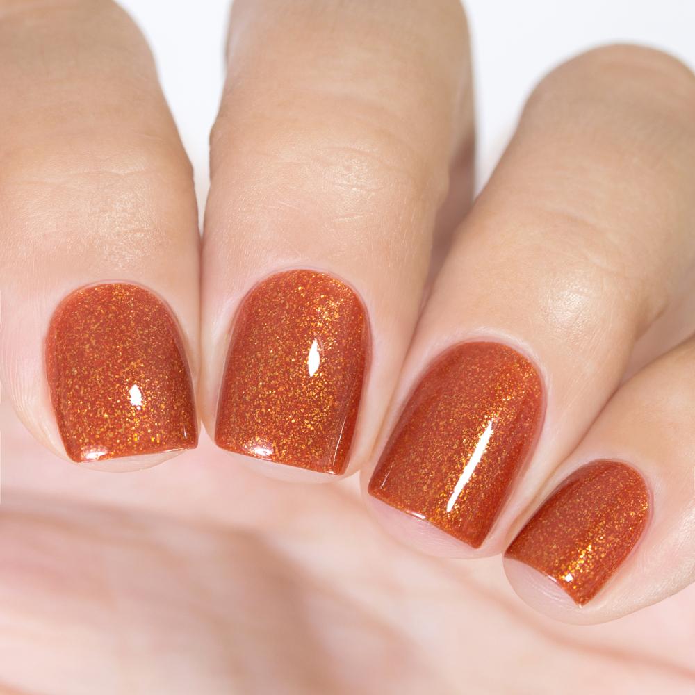 Лак для ногтей Танго Кленовых Листьев, 3,5 мл