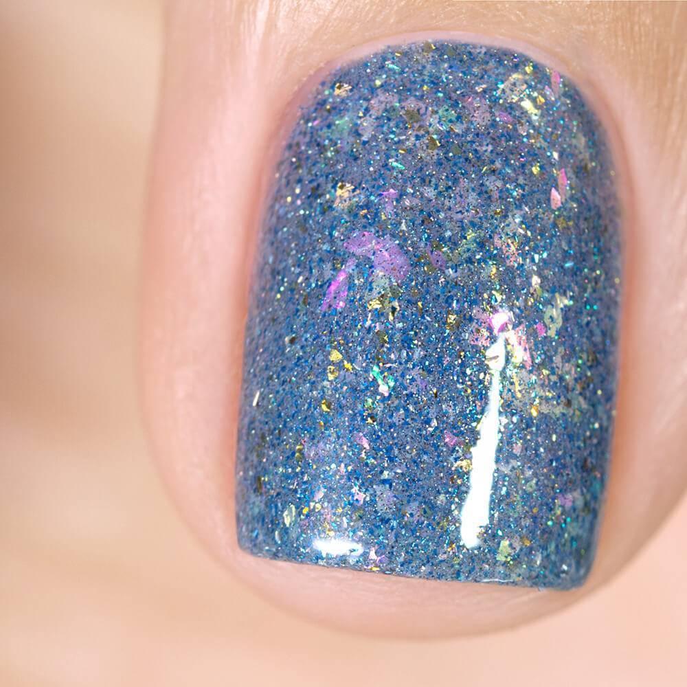 Лак для ногтей Голубой Опал, 11 мл - превью