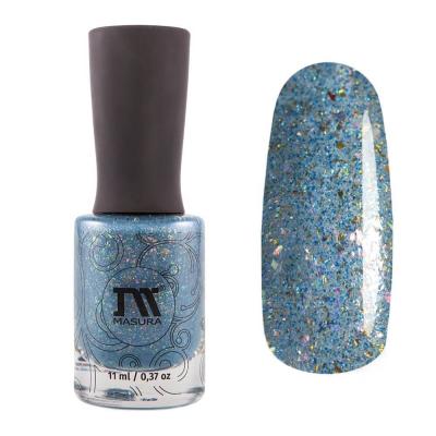 Лак для ногтей Голубой Опал, 11 мл, 1288