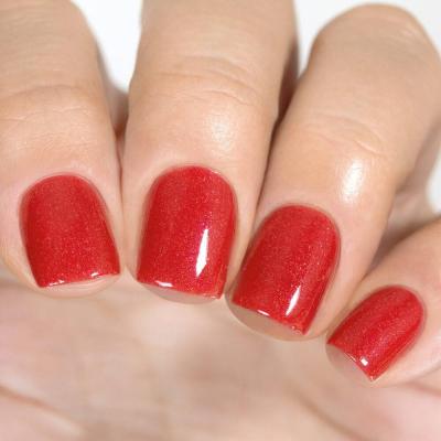 Лак для ногтей Красный Пунш, 11 мл, 1317
