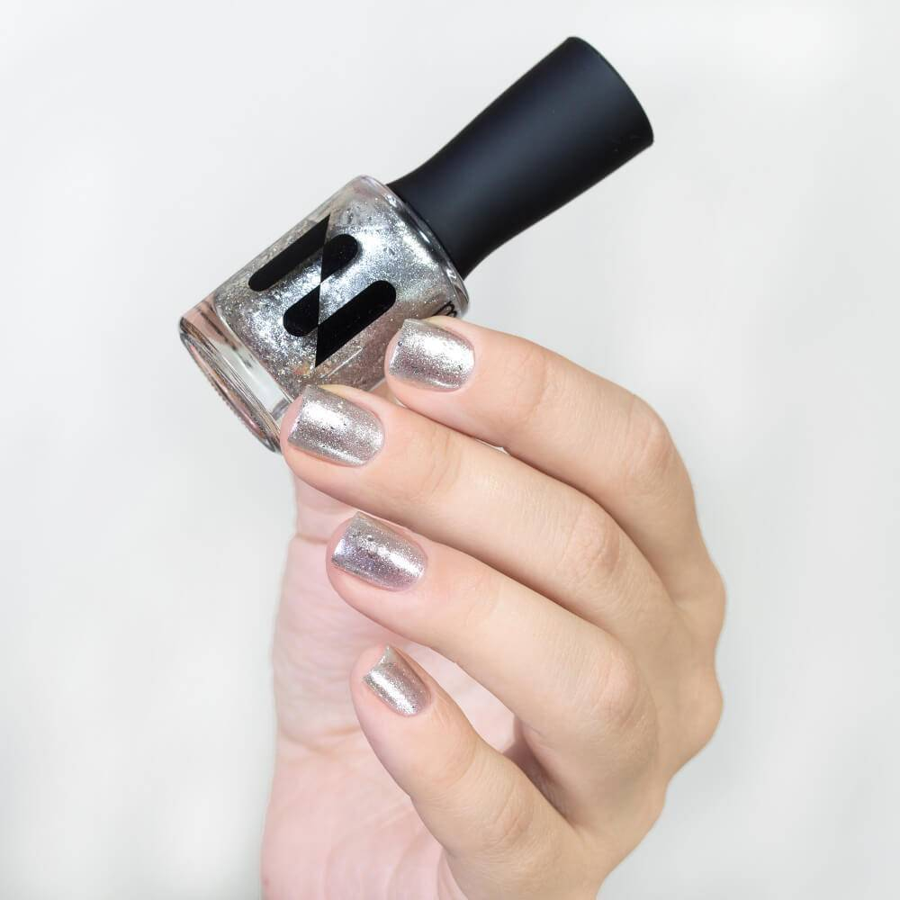Лак для ногтей Металлическая Мышка, 11 мл - превью