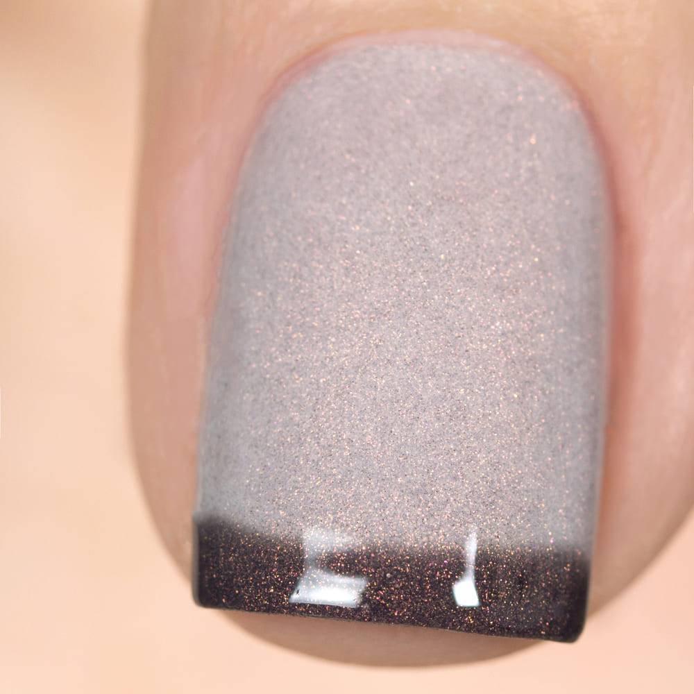 Лак для ногтей Черно-Белое Кино, 11 мл - превью