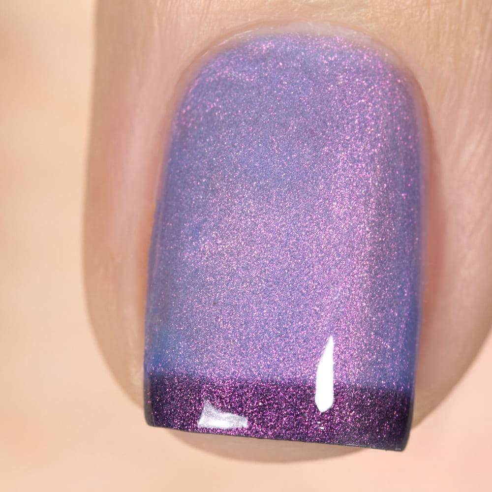Лак для ногтей Фиолетовая Дымка, 11 мл - превью