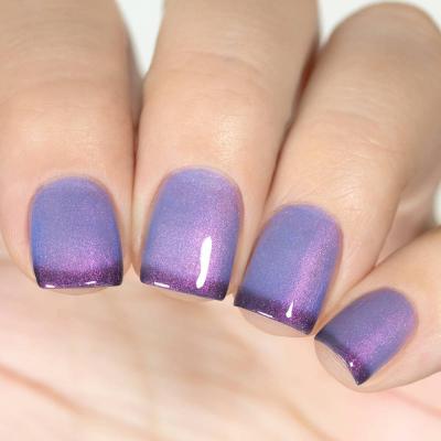 Лак для ногтей Фиолетовая Дымка, 11 мл, 1335