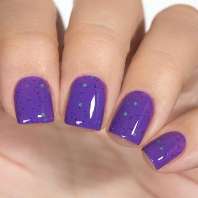 Лак для ногтей Purple bubbly, 3,5 мл, 1399M