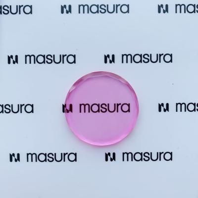 Хрустальный камень для клея, розовый , 13W