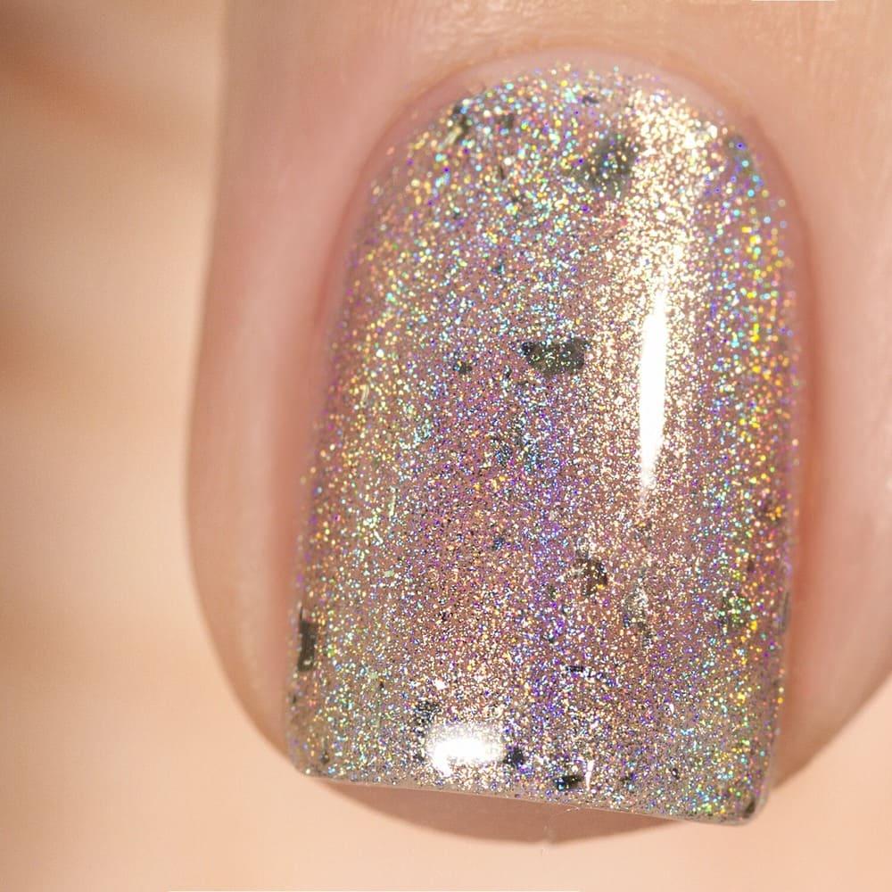 Лак для ногтей Серебряный Бычок, 11 мл - превью