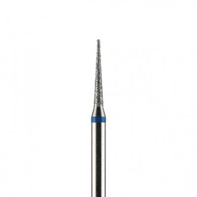 Фреза алмазная, игла 1,6 мм, синяя насечка, 267