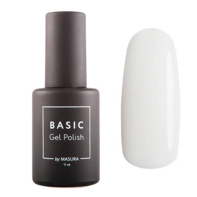 Гель-лак BASIC Белый Бархат, 11 мл, 294-308S