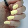 Гель-лак BASIC Трогательный Желтый, 3,5 мл - превью