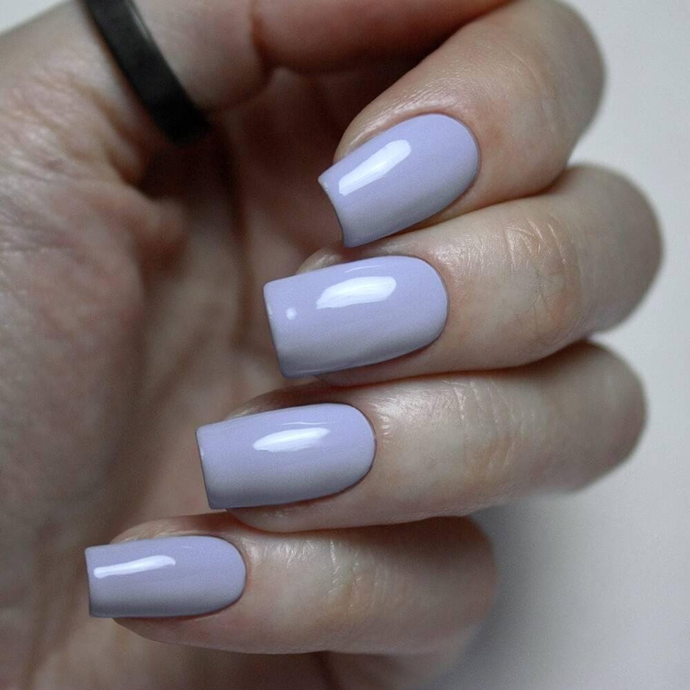Гель-лак BASIC Голубая Гортензия, 3,5 мл - превью