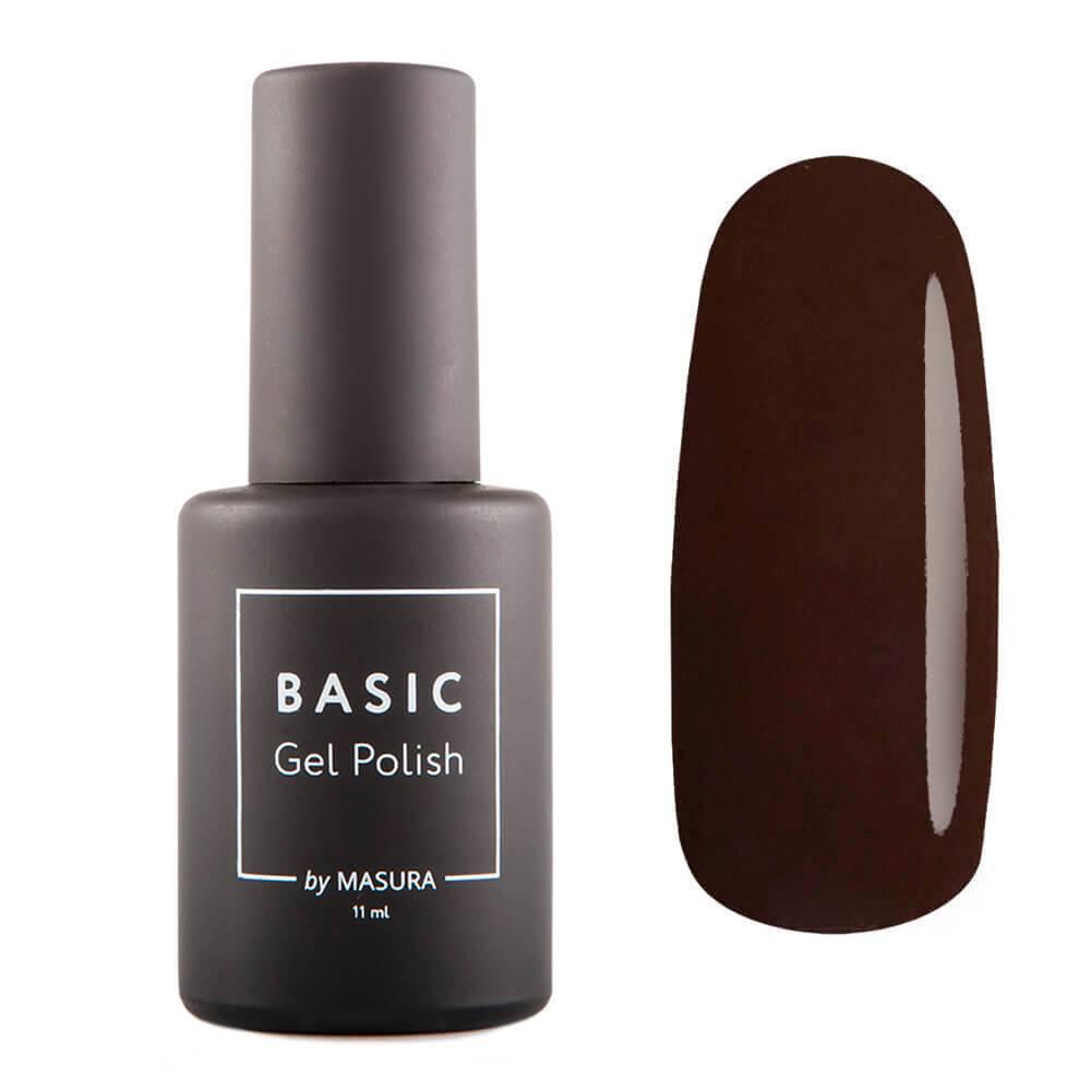 Гель-лак BASIC Шоколадное Фондю, 11 мл