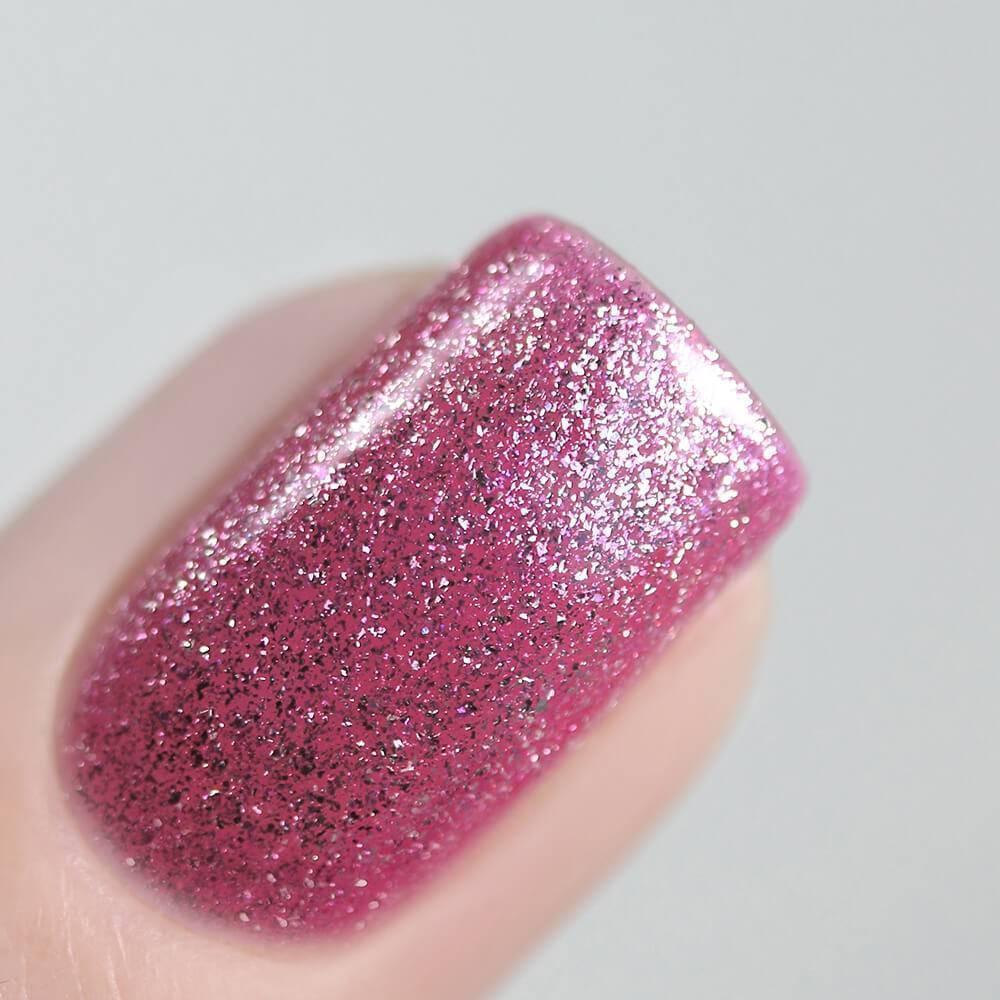 Гель-лак BASIC Розовый Хрусталь , 11 мл - превью