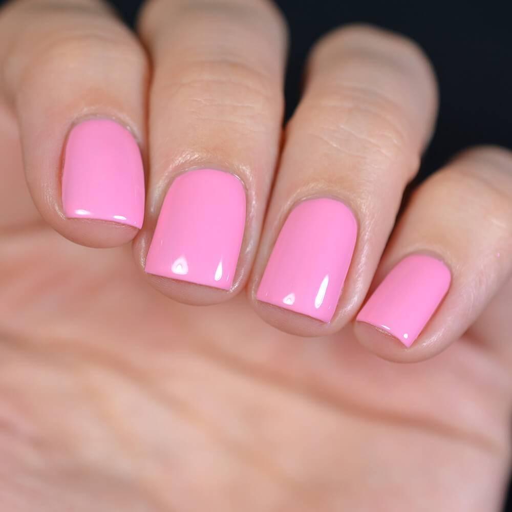 Гель-лак BASIC Розовый Закат, 11 мл  - превью