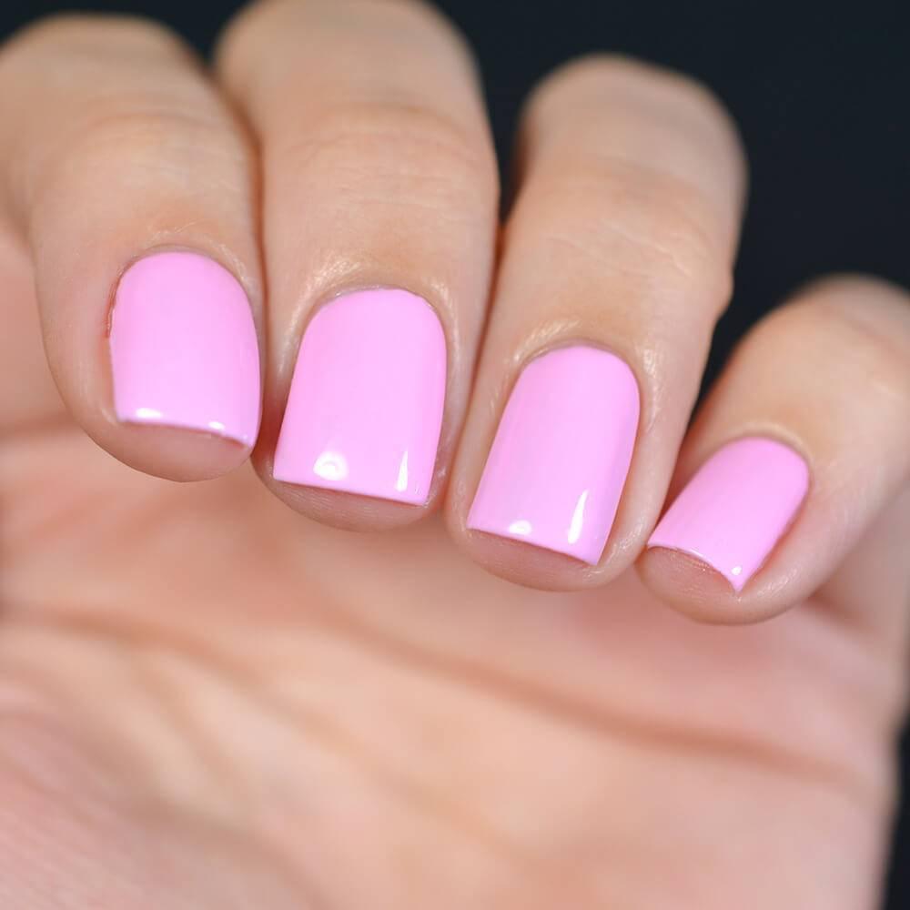 Гель-лак BASIC Розовый Рассвет, 3,5 мл  - превью