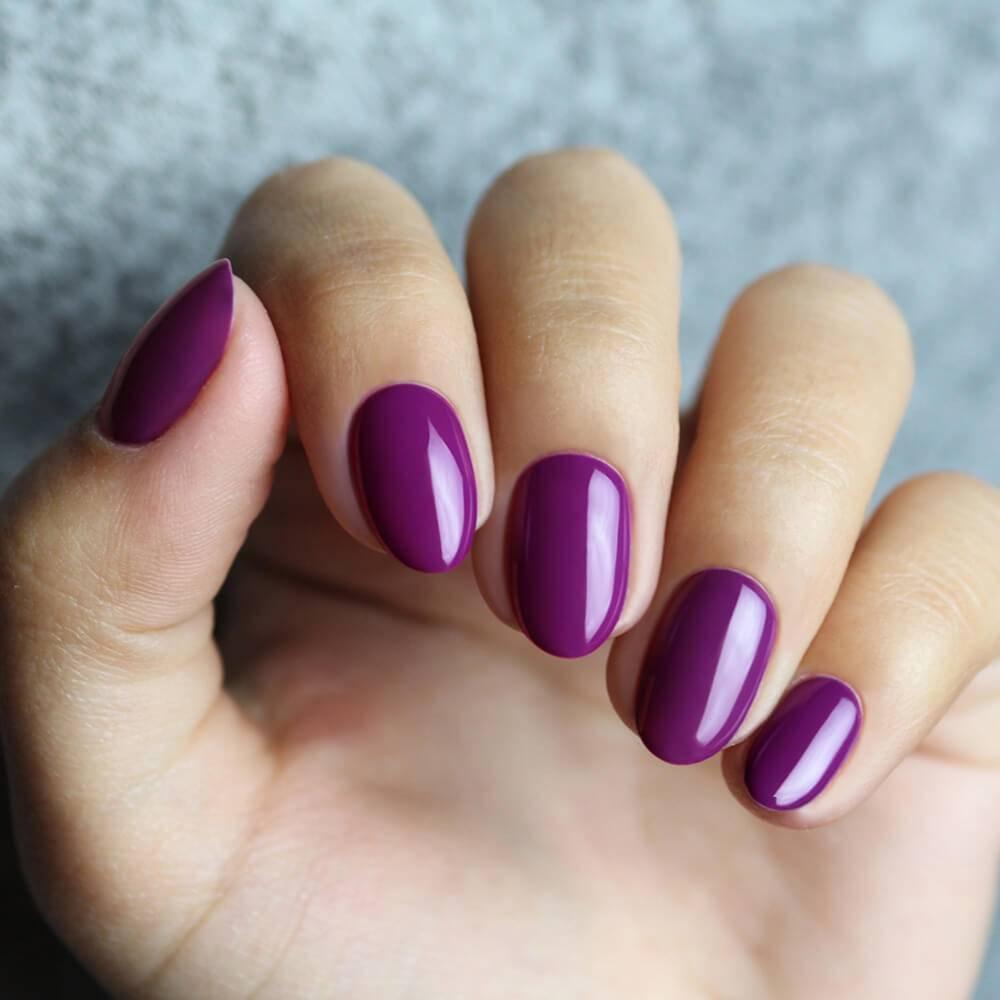 Гель-лак BASIC Фиолетовая Нота, 3,5 мл  - превью