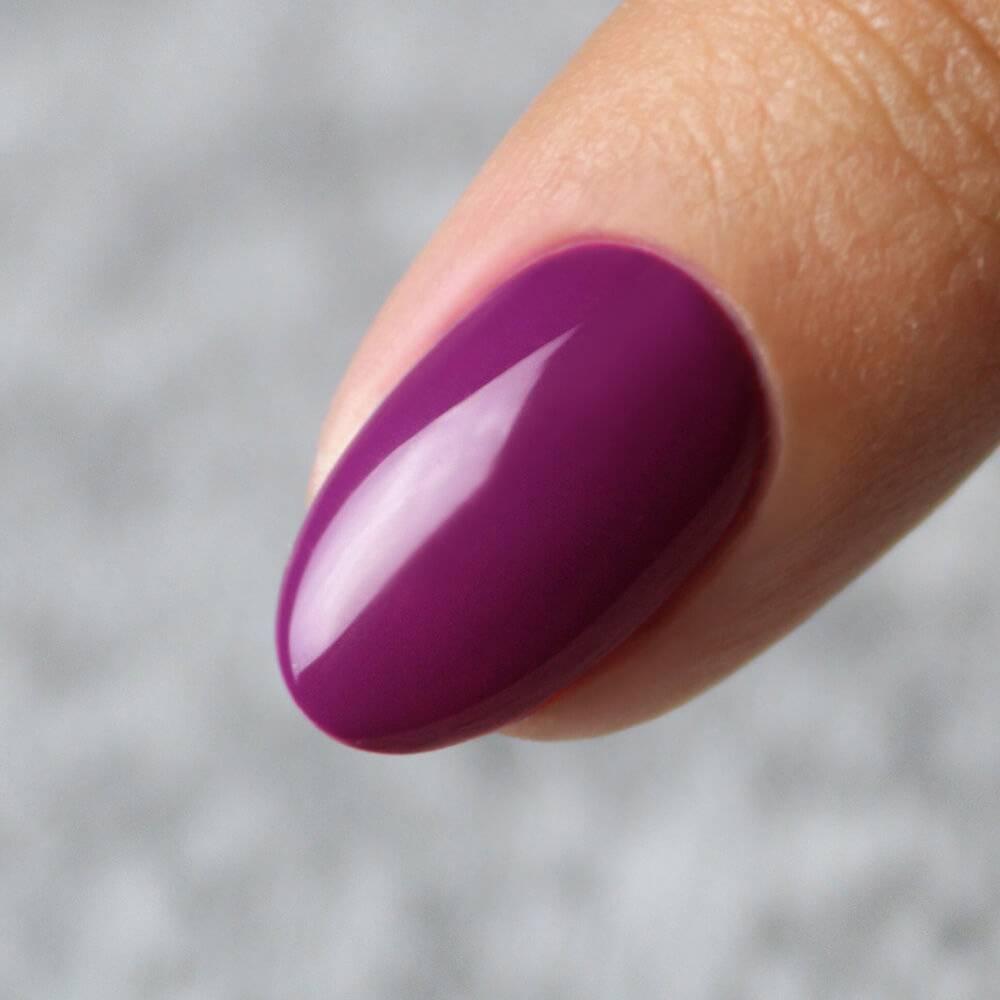 Гель-лак BASIC Фиолетовая Нота, 11 мл  - превью