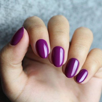 Гель-лак BASIC Фиолетовая Нота, 11 мл , 294-465S