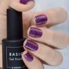 Гель-лак BASIC Пурпурный Микс, 3,5 мл  - превью