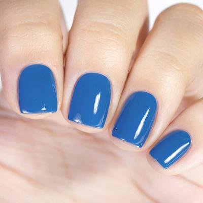 Гель-лак BASIC Синяя Туманность, 3,5 мл , 294-486M