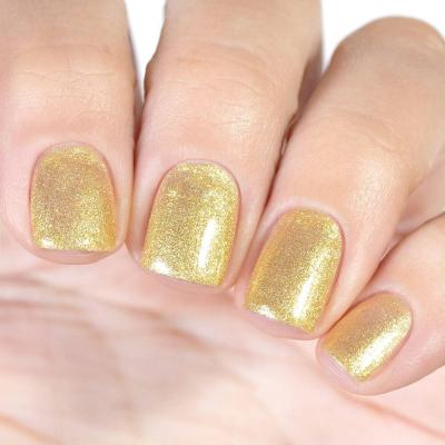 Гель-лак BASIC Золотая Пудра, 11 мл , 294-493S
