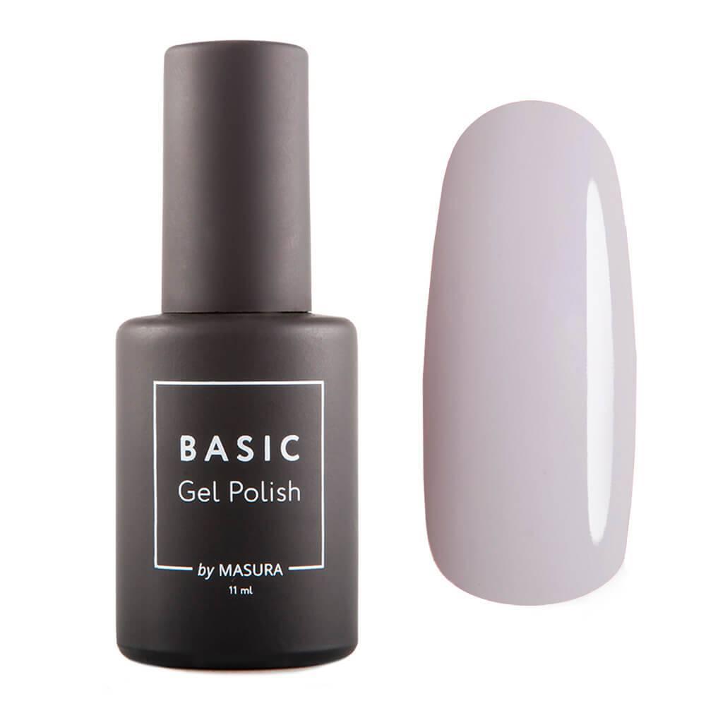 Гель-лак BASIC Белое или Розовое?, 11 мл