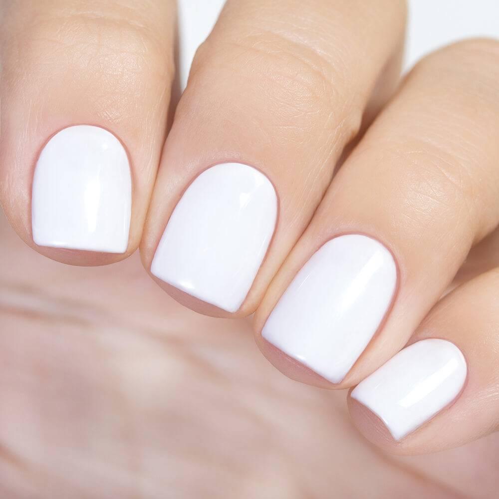 Гель-лак BASIC Белое или Розовое?, 11 мл  - превью