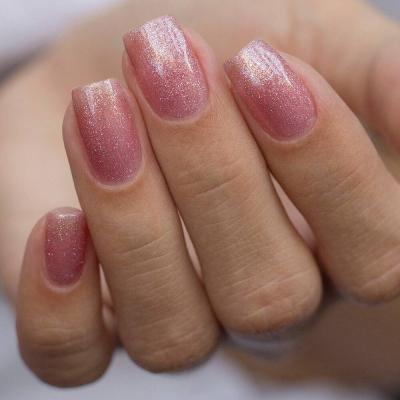 Гель-лак BASIC Розовый Бриллиант, 3,5 мл , 294-513M