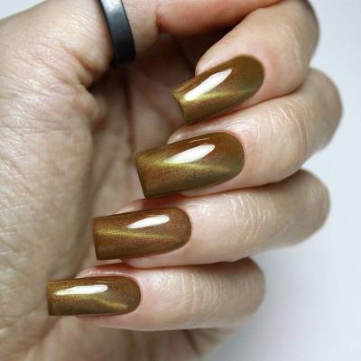 Гель-лак BASIC Золотая Антилопа, 3,5 мл, 296-24M