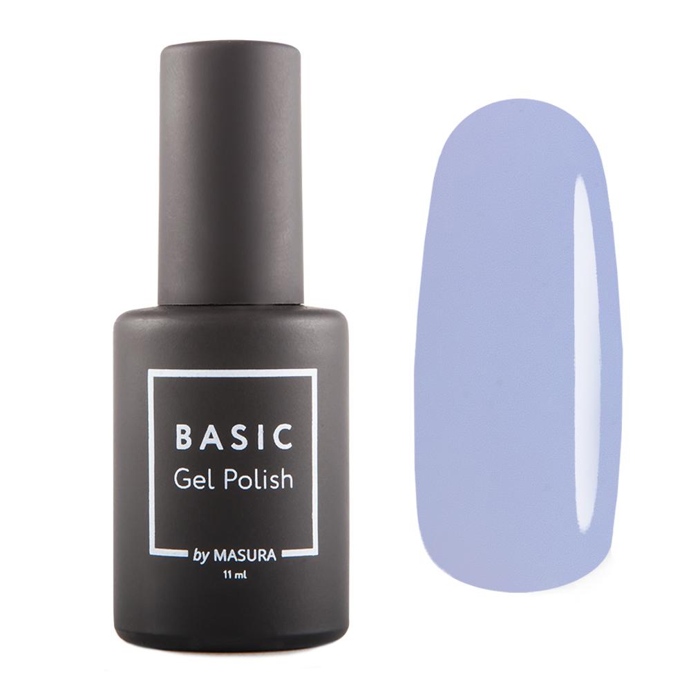 BASIC Blue Rubber Base - Голубая база, 11 мл