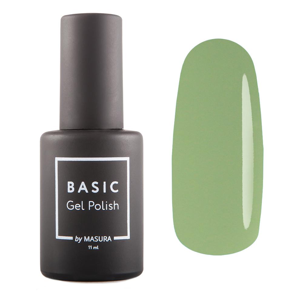 BASIC Rubber Base Emerald - Изумрудная база, 11 мл
