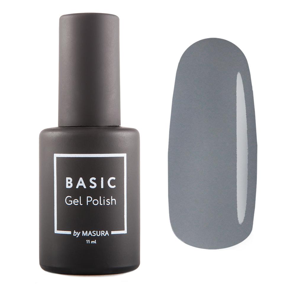 BASIC Rubber Base Smoky - Дымчатая база, 11 мл