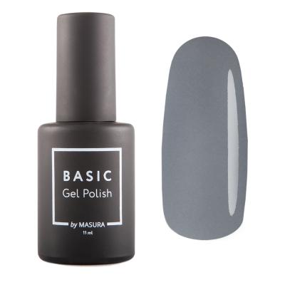 BASIC Rubber Base Smoky - Дымчатая база, 11 мл, 298-43