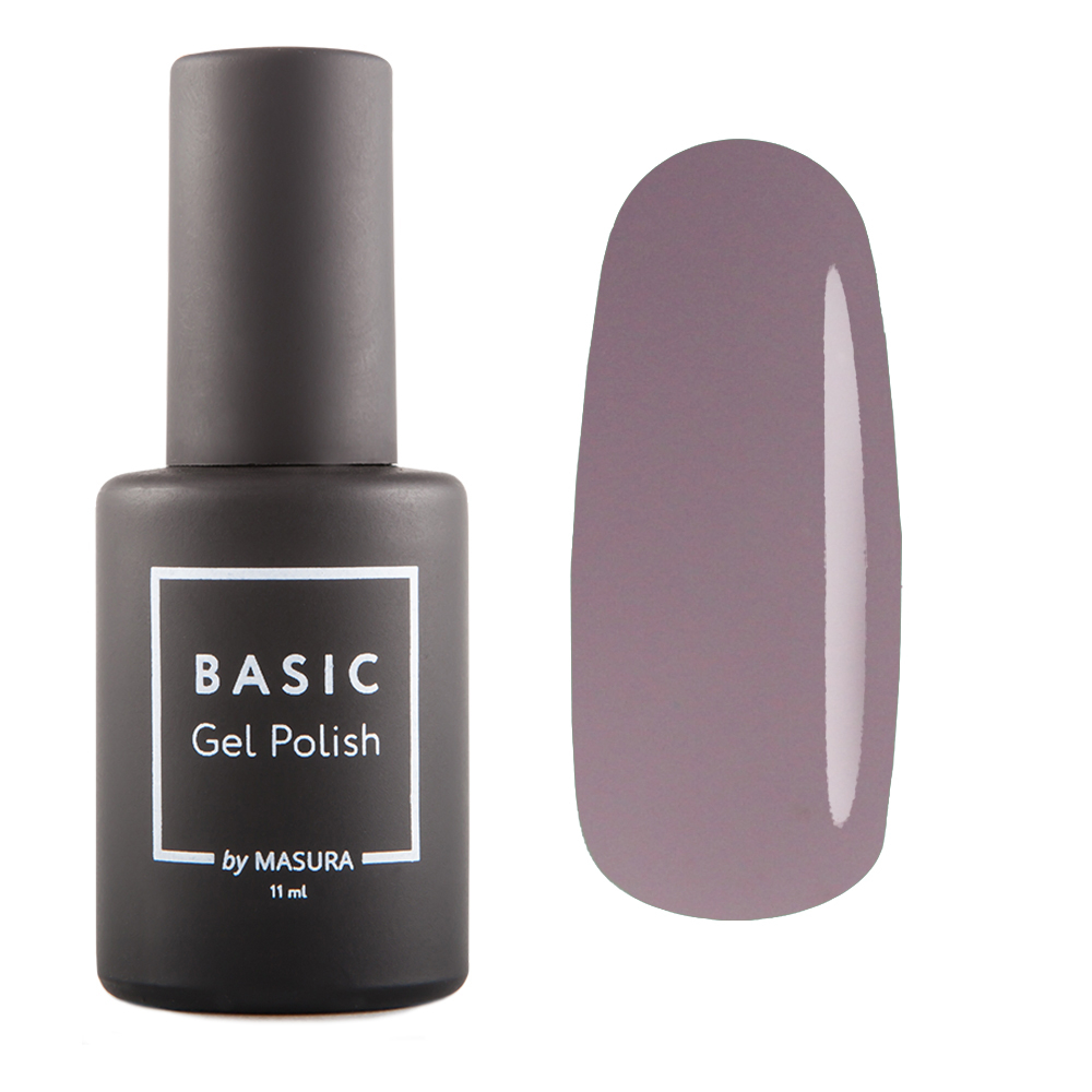BASIC Rubber Base Taupe - Тауп база, 11 мл
