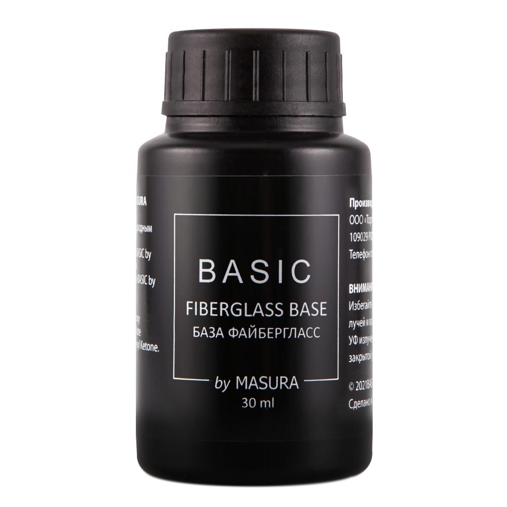 BASIC Fiberglass Base - База с частицами волокон файбергласса, 30 мл