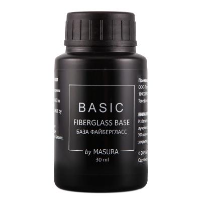 BASIC Fiberglass Base - База с частицами волокон файбергласса, 30 мл, 298-55S