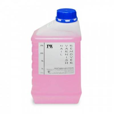 Жидкость для снятия лака / NAIL VARNISH REMOVER, 1 л, 304-1