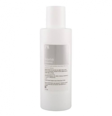 Жидкость для снятия гель-лака, био-геля, акрила и типсов, 150 мл, 305B