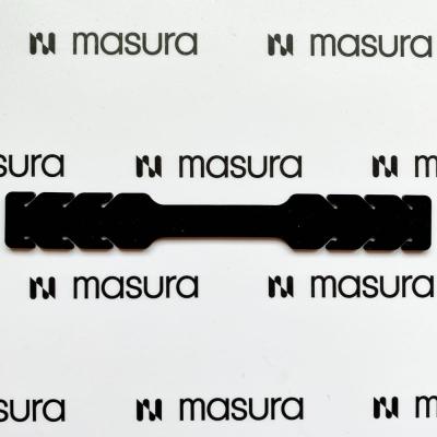 Силиконовый держатель для маски, черный, 312