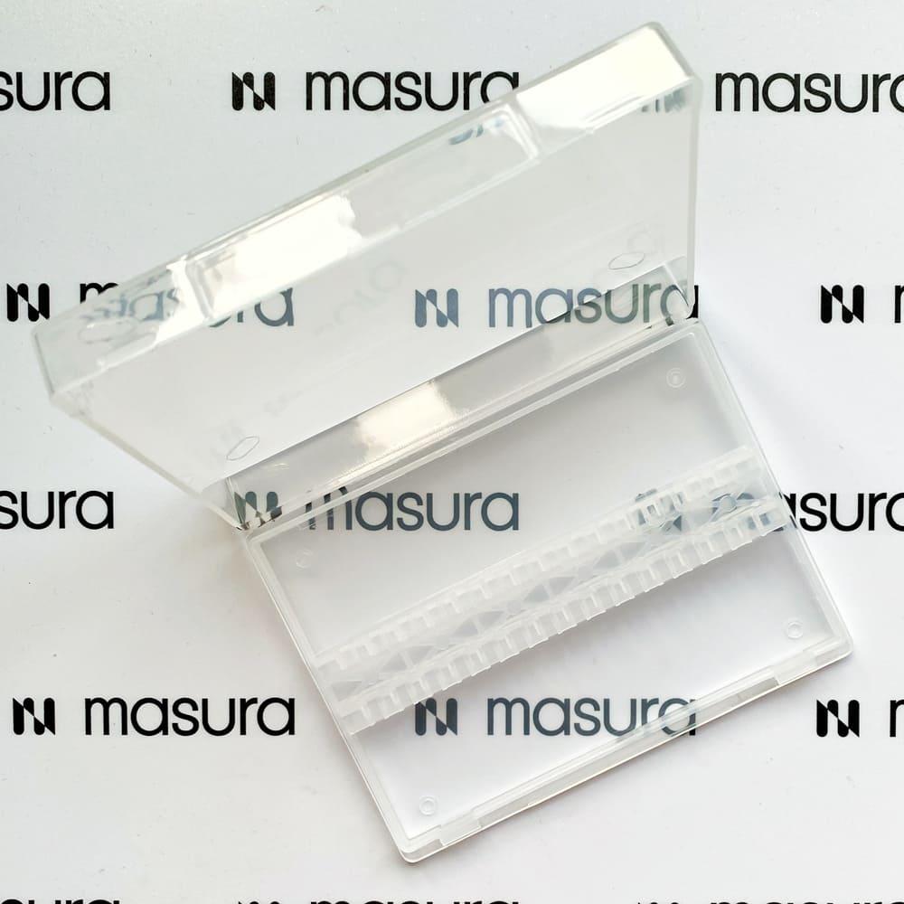 Органайзер для хранения фрез, прозрачный