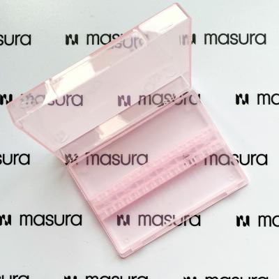 Органайзер для хранения фрез, розовый, 326