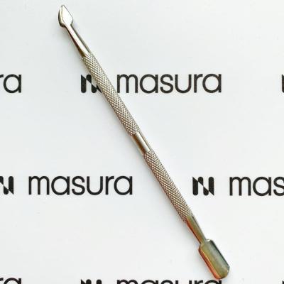 Пушер для кутикулы двусторонний, металл, 332